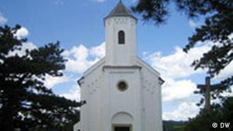 La chapelle Saint-Michel, dediée aux pêcheurs.