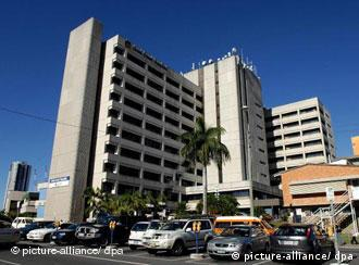 Das Gold Coast Hospital