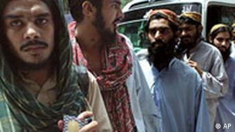 Taliban in Pakistan (Foto: AP)
