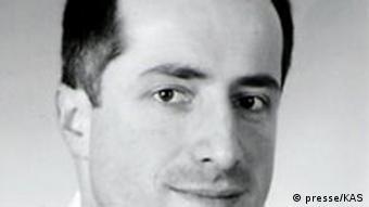 Штефан Малериус, руководитель бюро фонда Аденауэра в Вильнюсе
