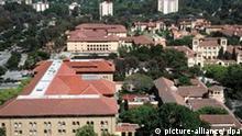 USA Wissenschaft Stanford-Universität Wiege des Silicon Valley