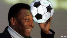 Brasilien Fußball Pele