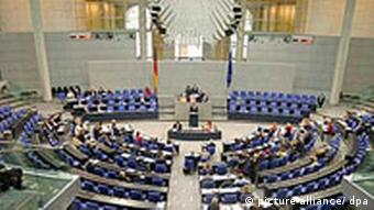Session of the Bundestag