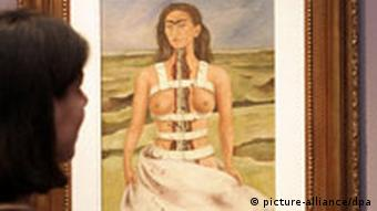 Frida Kahlo, Die Gebrochene Säule