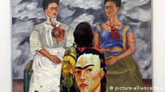 Frida Kahlo, Die Zwei Fridas