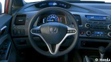 Honda Civic Hybrid, Cockpit