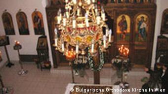 Bulgarische Kirche in Wien