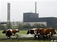 Problemas en la central nuclear de Brunsbüttel: agua para los molinos de los detractores de la energía atómica.