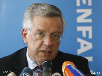 Klaus Rauscher (Quelle: AP)