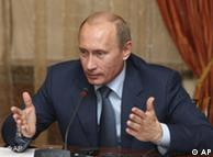 Putin amenazó y cumplió.