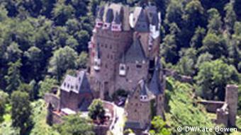 Die Burg Eltz bei Wierschem