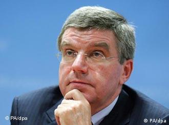 德国国家奥委会主席巴赫
