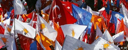Wahlkampf in der Türkei - AKP