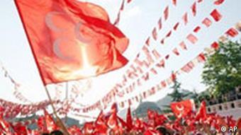 Wahlkampf in der Türkei - Faschisten