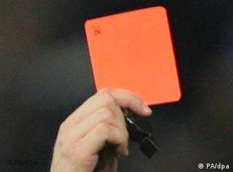 Червен картон за бюджета