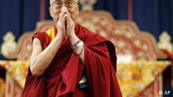 Далай Лама в Гамбурге