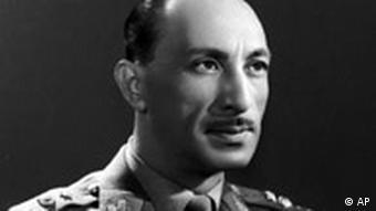 Afghanistans damaliger König Mohammed Sahir Schah im Jahre 1963, Quelle: AP