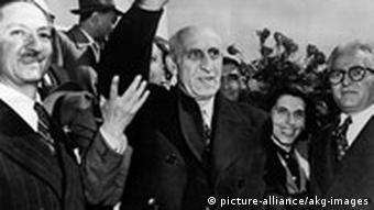 Mossadegh in New York 1951