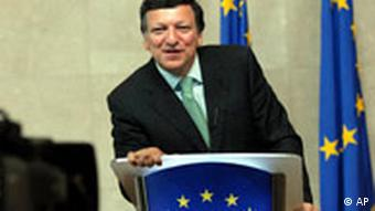 Jose Manuel Barroso is currently president of the European Commission