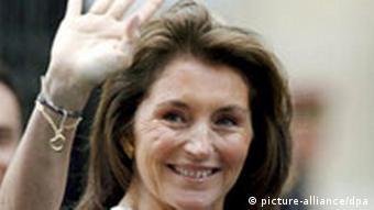 Cecilia Ciganer-Albéniz, frühere Sarkozy, dpa