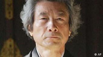 Japanischer Ex-Premier Junichiro Koizumi