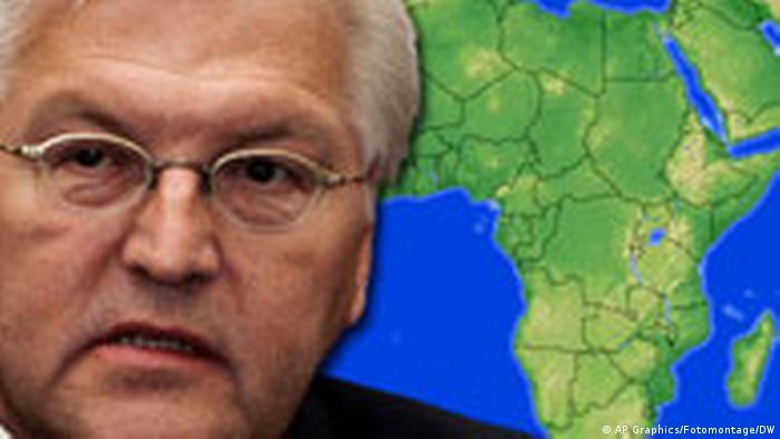 Symbolbild Frank-Walter Steinmeier fährt nach Afrika