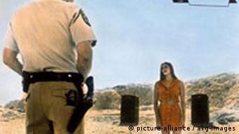 Italien Filmregisseur Michelangelo Antonioni gestorben Filmszene Zabriskie Point