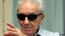 Italien Filmregisseur Michelangelo Antonioni gestorben