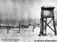 Muitos prisioneiros não sobreviveram ao cárcere
