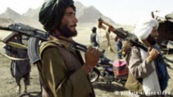 Taliban fighters near Herat