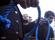Más de 200 personas han sido ejecutadas en Irán este año, según la Liga Internacional de Derechos Humanos.
