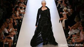 Kollektion der Berliner Modedesignerin Anett Röstel