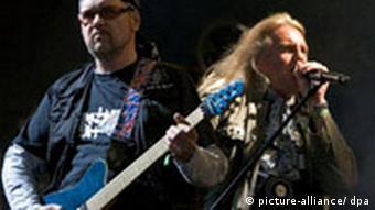English band Saxon