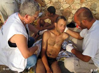 Liječnici pomažu doseljenicima iz Afrike