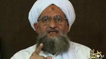 Al Qaeda leader Ayman Zawahri