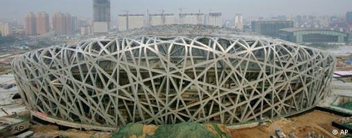 Noch ein Jahr bis Peking