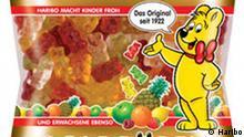 Haribo Goldbären-Tüte