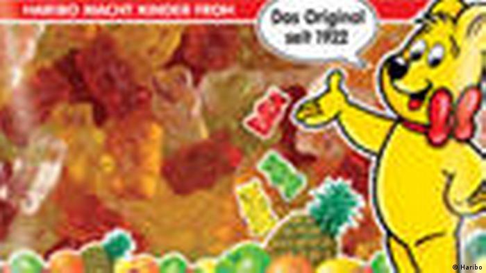Haribo Gummy Bears   All media content   DW   08 08 2007
