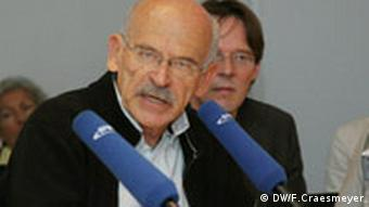 Günter Wallraff (Foto: DW)