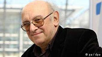 Greek author Petros Markaris .