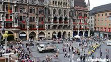 Der Mariannenplatz in München, aufgernommen am 7.6.2007. Foto: Flickr/psychofish