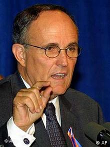 Rudolph Guiliani