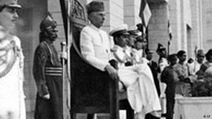 Pakistan Unabhängigkeitstag Staatsgründung 1947 (AP)
