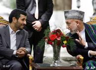 حامد کرزای و  محمود احمدینژاد، میلیون ها یورو پول نقد در کیسههای پلاستیکی دست به  دست شد