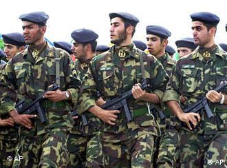 رژه سپاه در تهران (عکس آرشیوی)