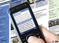 用手机上网获取信息的中国用户越来越多