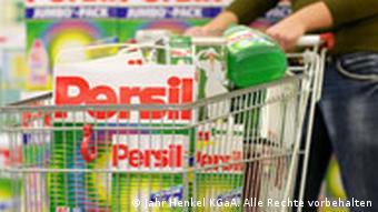 Produktpalette Persil von Henkel