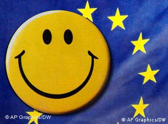 Don't worry, be happy: The EU has everything under control -- or so it says
