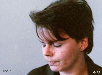 Ева Сибилле Хауле в августе 1986 года