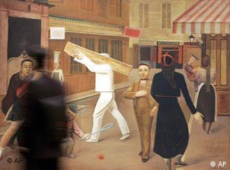 La calle (La Rue), 1933